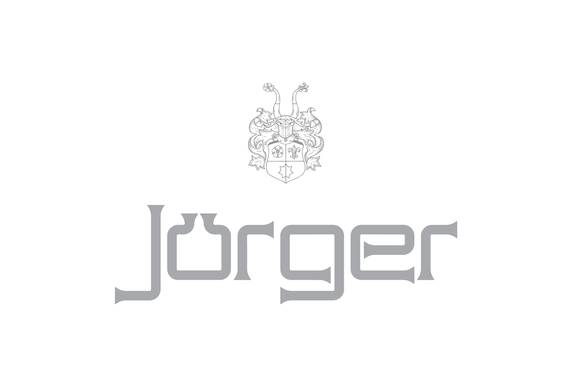 JOERGER Logo Grey Frame